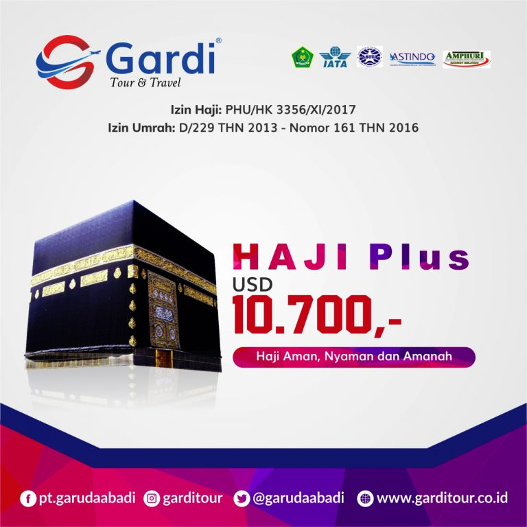 Haji Plus Gardi
