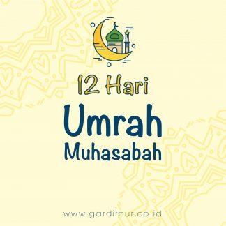 12 Hari Umrah Muhasabah